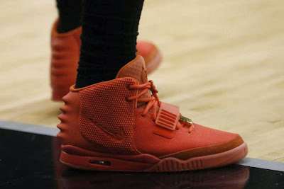 lebron james nba 140607 practice 08 LeBron James Practices in the Red October Nike Air Yeezy 2