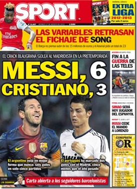 portada sport viernes