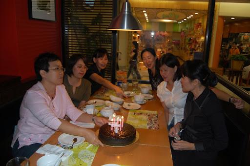 Cindy's Birthday. Jul 30, 2007