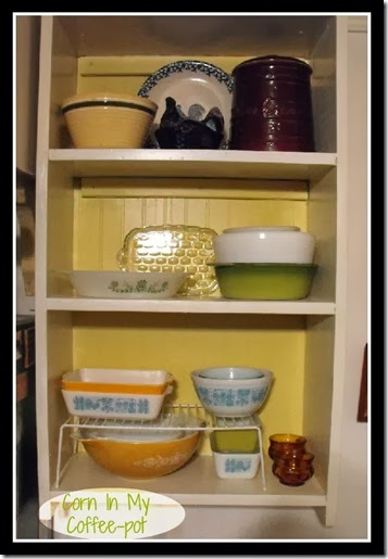 vintage dishes display WM