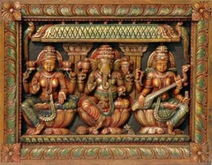 lakshmi_ganesha_and_saraswati_panel_rl23
