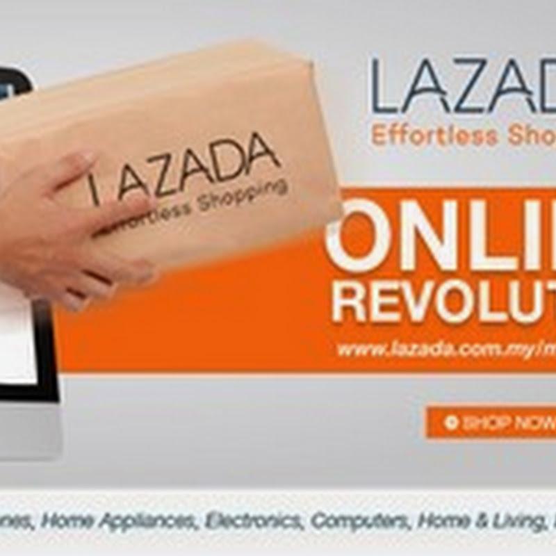 #MYCyberSALE : Jom Shopping di Lazada !