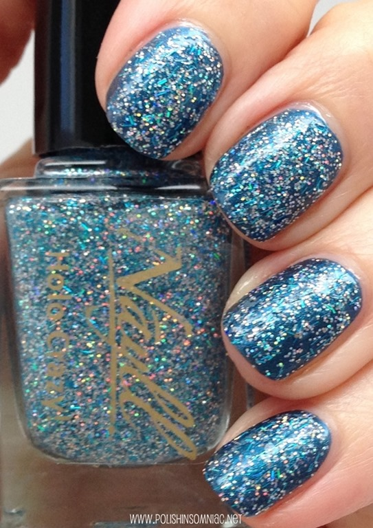 Nayll Holo Crazy over Carbon Sapphire