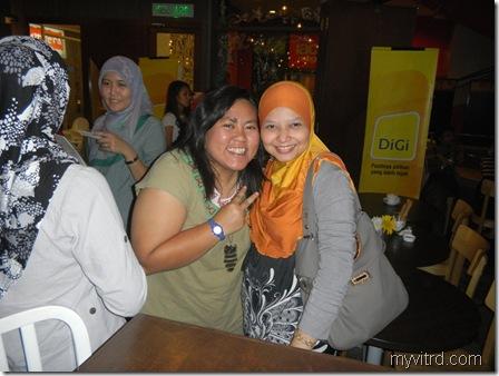 blogger Buka puasa digi 6