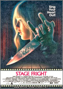 534272e385126 Stage Fright Legendado RMVB + AVI HDRip