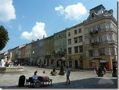 Lviv - O Mercado