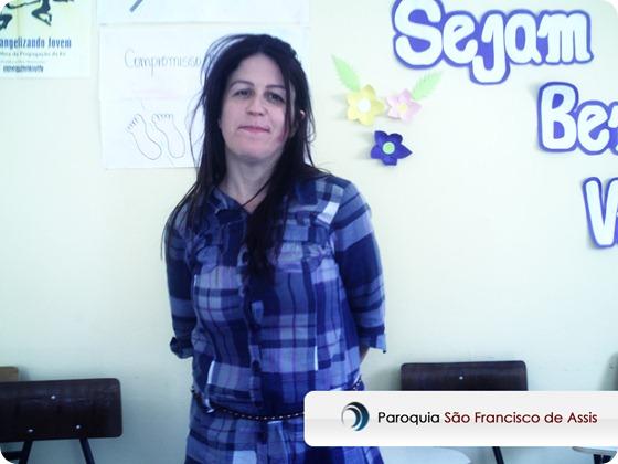 Professora e Psicóloga Patrícia Lima de Barros