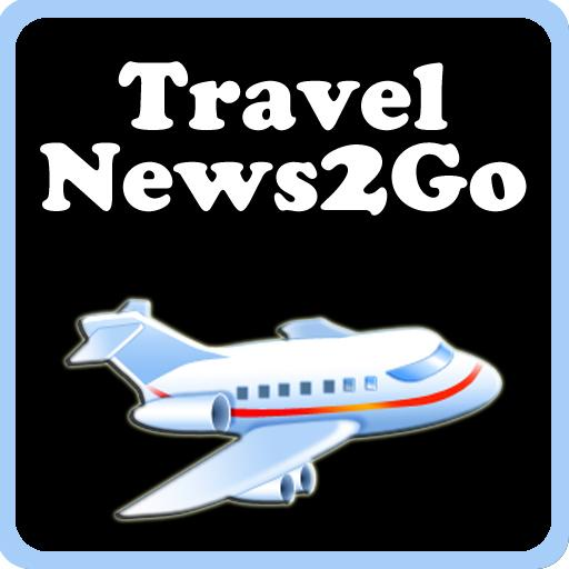 Travel News2Go LOGO-APP點子