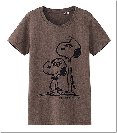 Uniqlo X Snoopy Tee - Woman 15