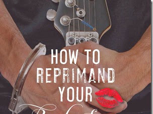 Release Day: How to Reprimand Your Rock Star by Mina Vaughn + Excerpt and GIVEAWAY
