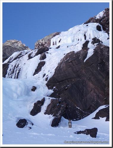 Cascada Os Diaples de Panti 180m 8508