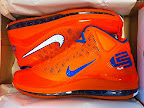 hardwood lebron7 hyperfuse 02 First Look at Nike LeBron X Low   Cavs Hardwood Classic?!