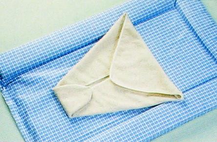Как поменять тканевые подгузники