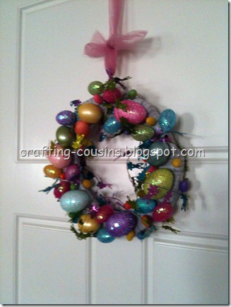 Easter Wreath (5)
