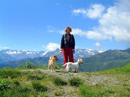 Melchboden in1920m Zillertal
