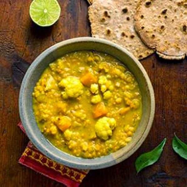 Eating Well - Vegetable Dal