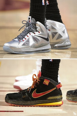 lebron james nba 130320 mia at cle 19 Tale of Two Halves, Two Pairs. LeBron, Heat Erase 27 Point Deficit for Win #24!