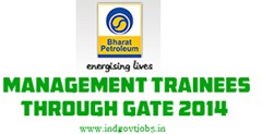 BPCL Management Trainees 2013