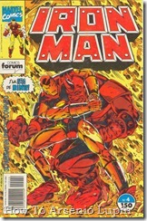 P00112 - El Invencible Iron Man #238