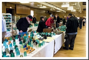Chesapeake Bay Insulator Club Show