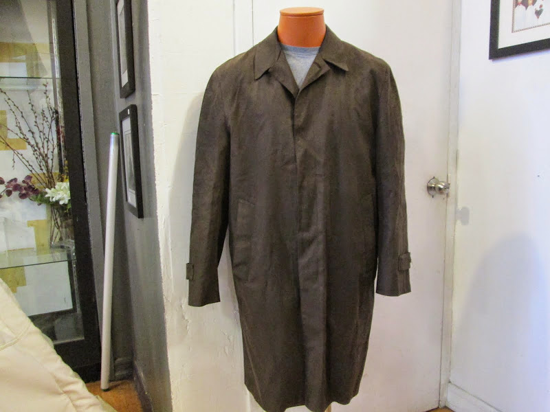 Louis Vuitton Men's Trench Coat