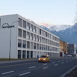 europark in Vaduz, Vaduz, Liechtenstein