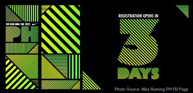 Nike We Run Manila 2012 3 days