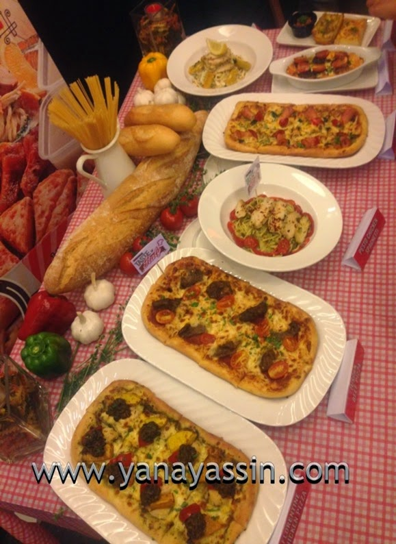 Pizza Hut Taste Of Italy 117