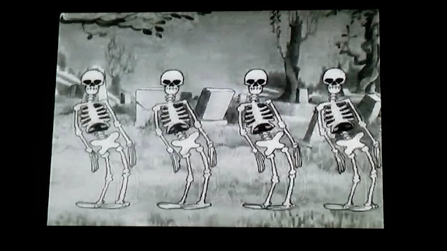 Disney's Skeleton Dance