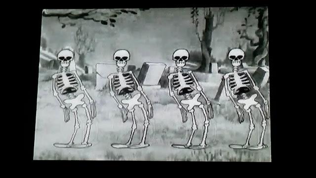Disney's Skeleton Dance