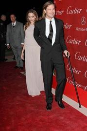 Brad Pitt and Angelina Jolie: Engaged Since Christmas