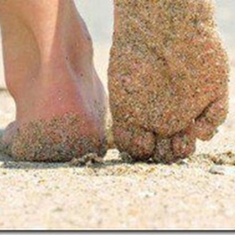 هل تعلم ما فوائد الرمل للجسم البشرى؟