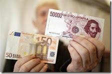 Euro e Lira