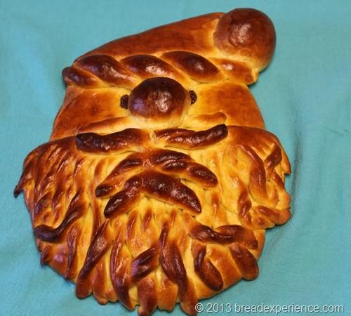 Pepé Le Santa Bread