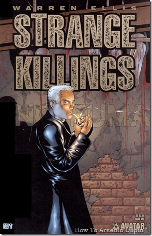 2011-10-05 - Strange Killings