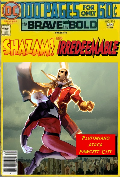 shazam irredeemable