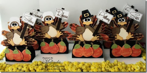 turkey PLACE CARDS-480