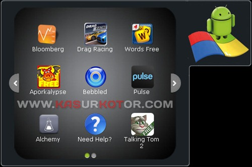 BlueStacks – Menjalankan Aplikasi Android di Windows 7