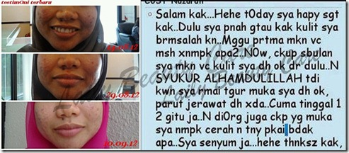 testimoni vitamin c organic