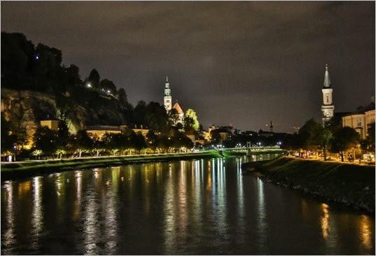 Salzburg Night