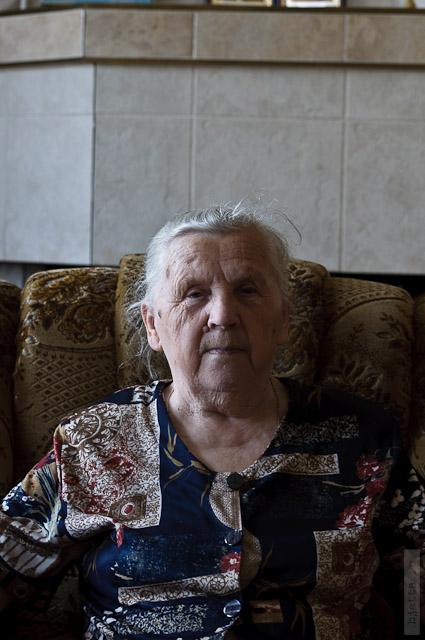 2. Анастасия Никаноровна Замулко. Мозырь. 2011 г.