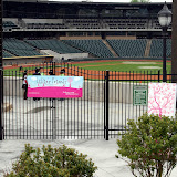 WBFJ at Lillie's Friends Fundraiser - Dash Stadium - Winston-Salem - 4-23-11