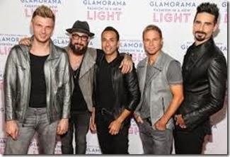 Backstreet boys en Luna Park Argentina comprar entradas hasta adelante