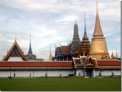 Royal palace Thailand