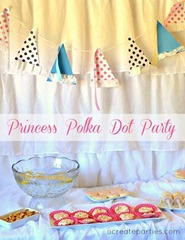 Princess Polka Dot Party