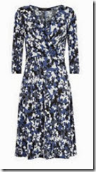 Max Mara Weekend Floral Print Wrap Dress