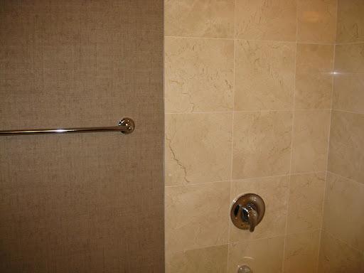 Textured wallpaper bathroom 2017 grasscloth wallpaper for Textured wallpaper for bathroom