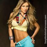 Erika Botero Sexy Jeans Foto 6