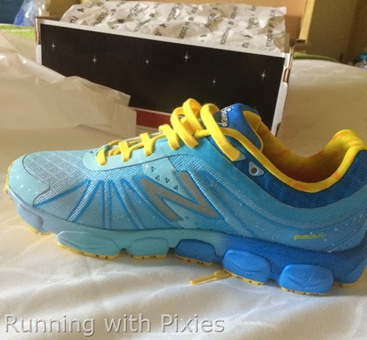 Cinderella New Balance Shoes