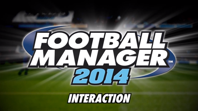 FM2014 Video blog - Interaction